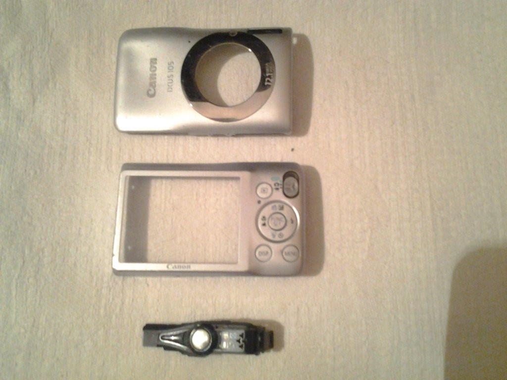 Корпус для Canon ixus 105