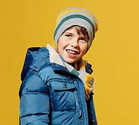 Стильный комплект шапка и шарф от TCHIBO. 5-15лет.