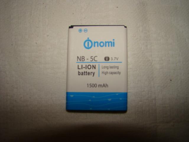 Аккумулятор для Nomi I300