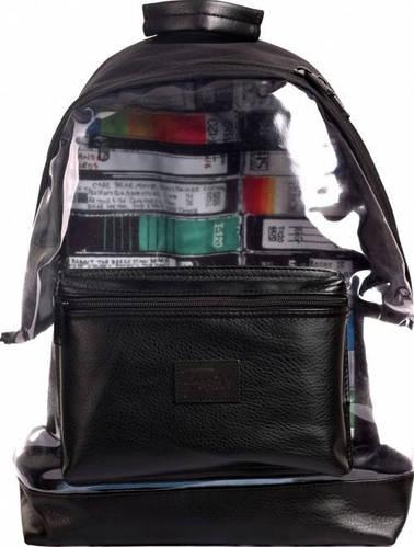 Оригинальный городской рюкзак 20 л. Fusion 90`s, черный