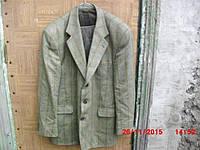 Пиджак шерстяной  Via Cortesa
