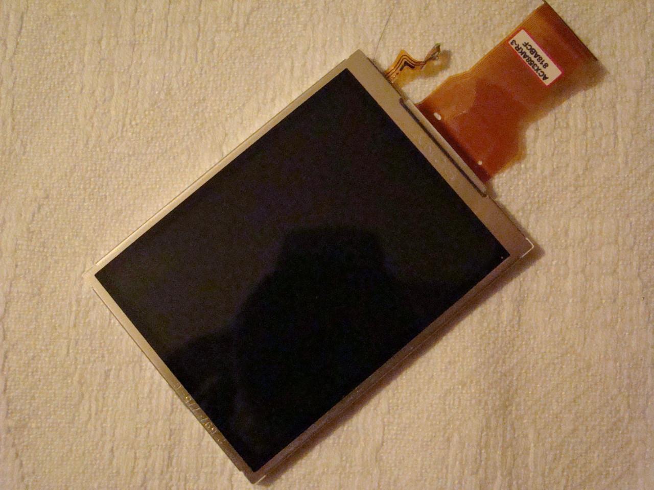 Sony W110 W115 W120 W130 W55 H3- дисплей