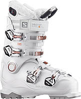 Горнолыжные ботинки женские Salomon X PRO Custom Heat W WH/CORAIL (MD 17)