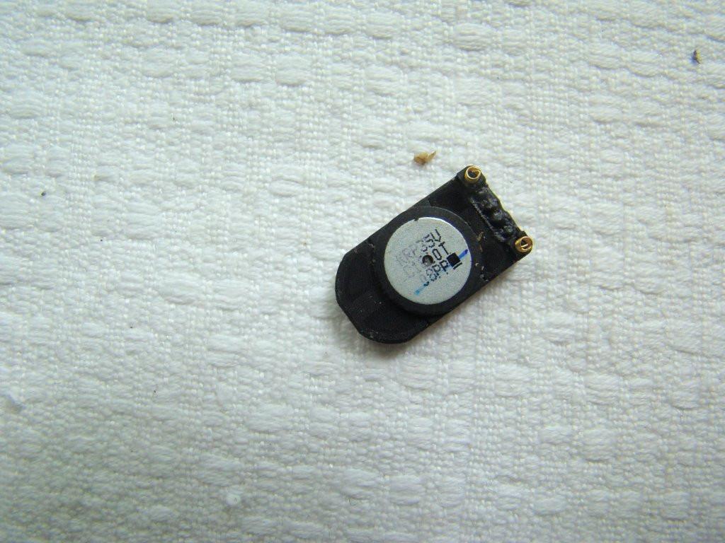 LG P705 динамик музыка