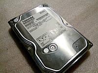 Жесткий диск HDD Toshiba 500GB 32MB SATAIII ИДЕАЛ!