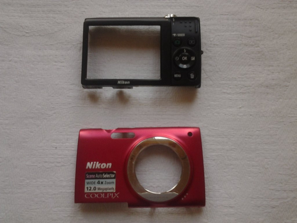 Корпус для Nikon coolpix S2500