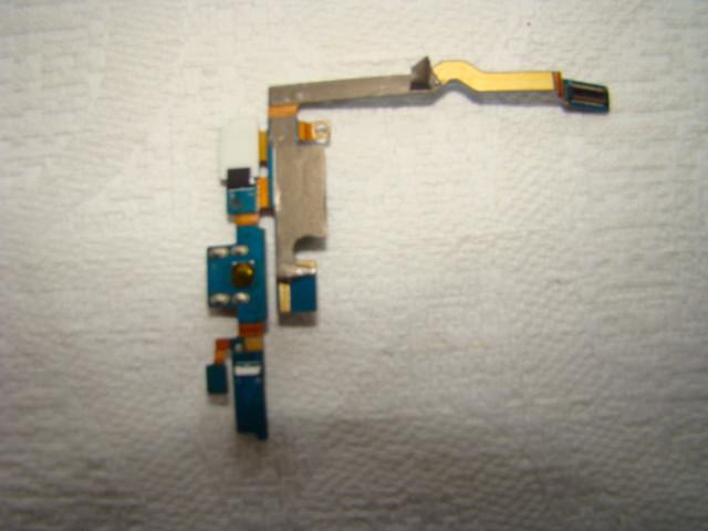 Шлейф с антенной и микрофоном для LG P768