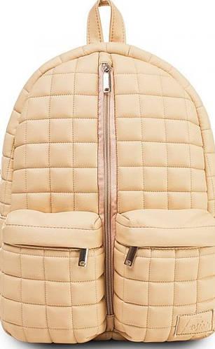 Очаровательный женский городской рюкзак 10 л. Fusion Vanilla, персиковый