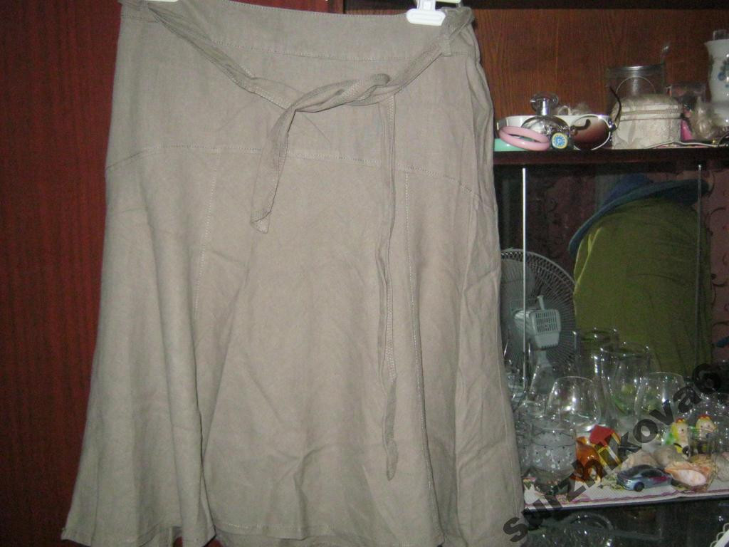 ЮБКА(Collection)-14 размер 55%лен