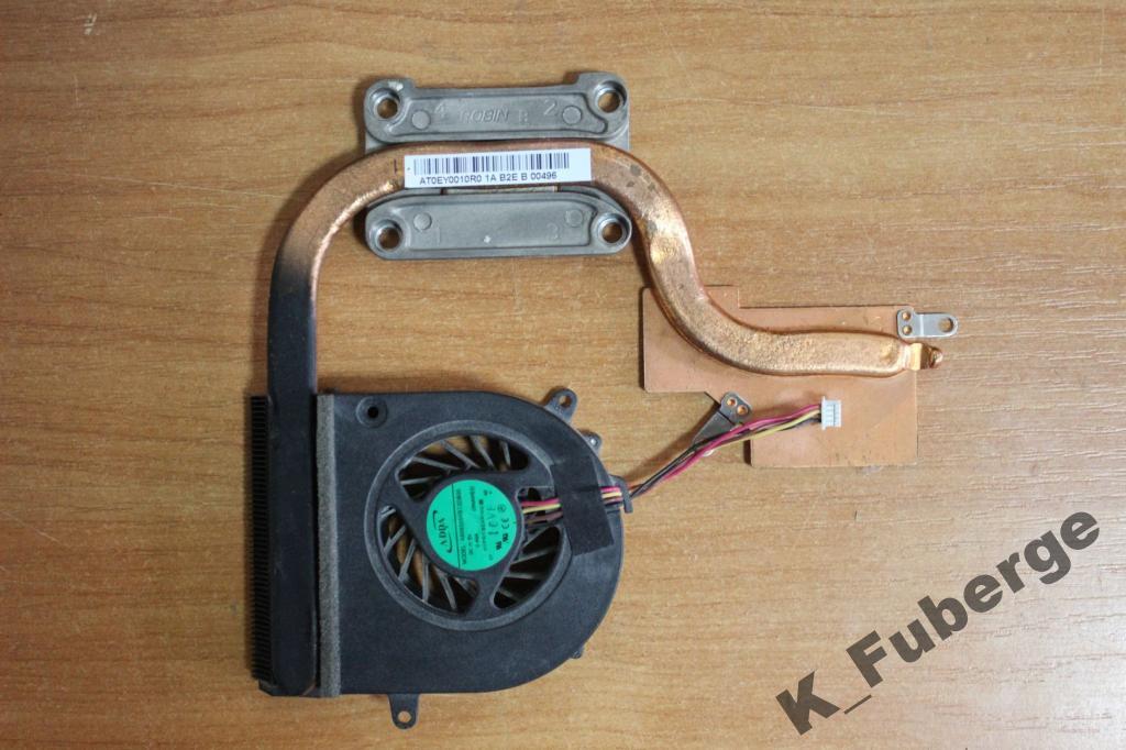 Система охлаждения Lenovo G565 G560