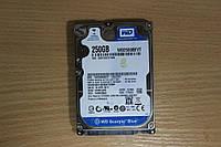 Жесткий диск 2,5 Sata WD 250 GB нерабочий #15