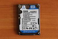 Жесткий диск 2,5 Sata WD 320 GB нерабочий #24