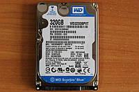 Жесткий диск 2,5 Sata WD 320 GB нерабочий #20