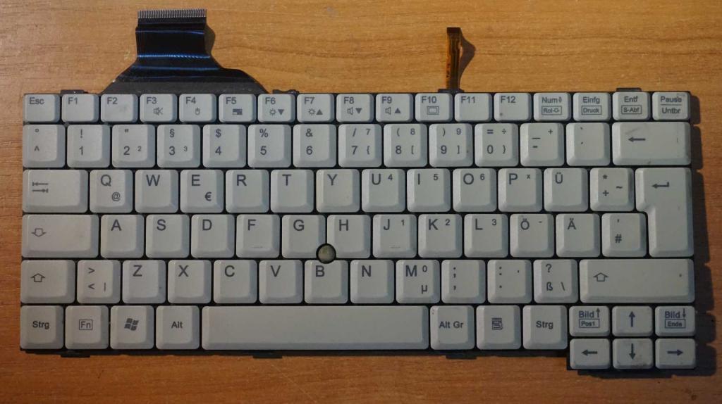 Клавиатура Fujitsu S7020D S7010D E8020D E8010D
