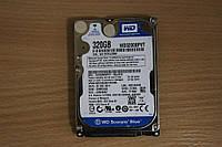 Жесткий диск 2,5 Sata WD 320 GB нерабочий #155