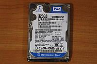 Жесткий диск 2,5 Sata WD 320 GB нерабочий #40