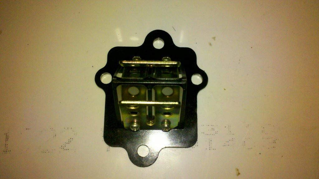 Клапан лепестковый карбюратора Suzuki Lets