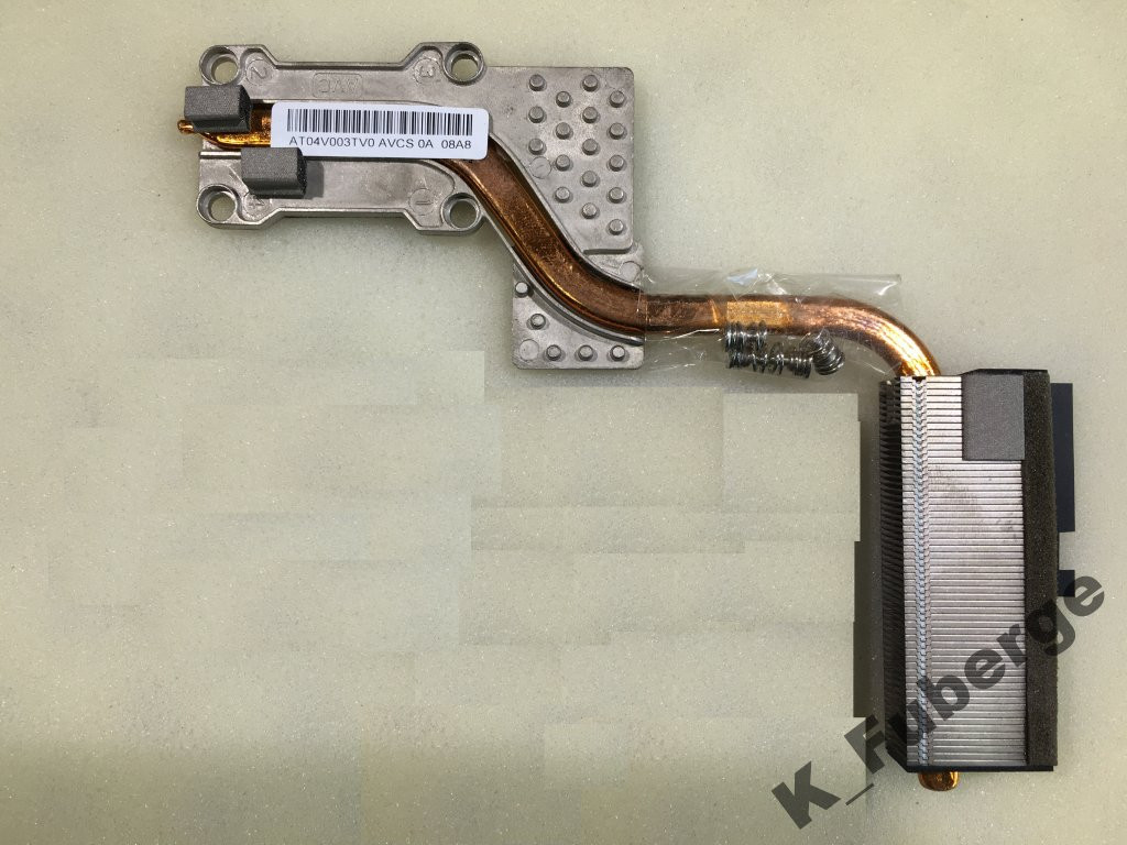 Термотрубка системы охлаждения Acer Aspire 5230