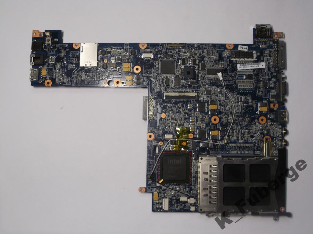 Материнская плата HP Compaq 2510p