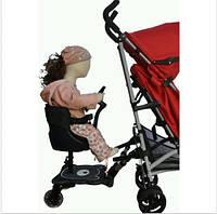 Прицеп к детской коляске. Эксклюзив!