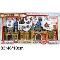 Замок для рыцарей Крепость,с фигурками,звук