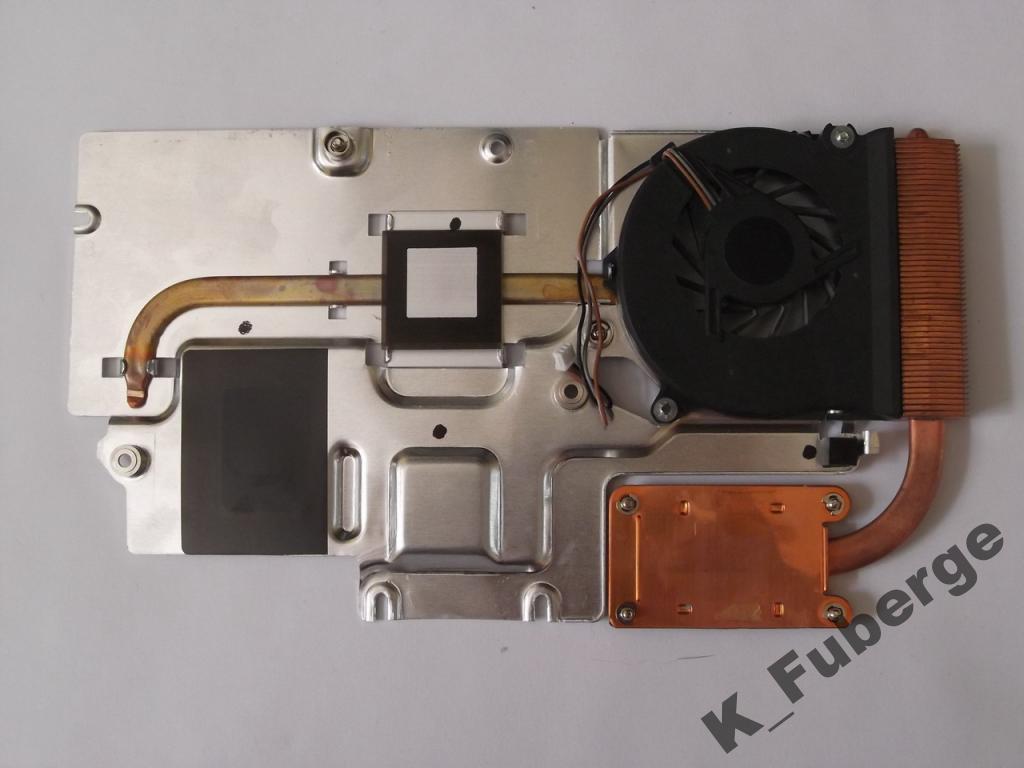Охлаждение HP NX8220 NC6220 NX6110 Inspiron 8500