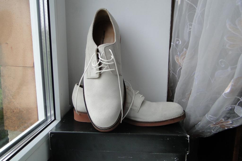 Мужские туфли Bostonian. Р.43. Из США.
