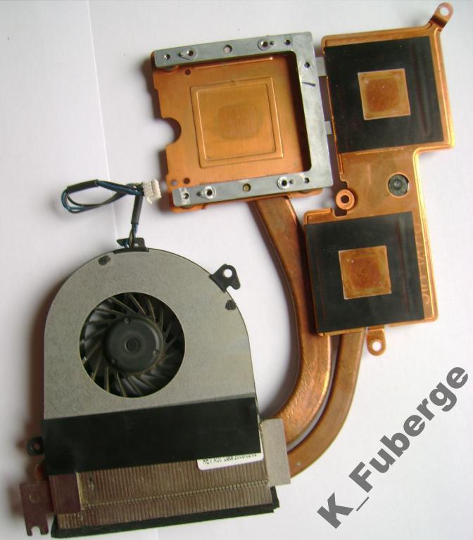 Полная система охлаждения Samsung X60