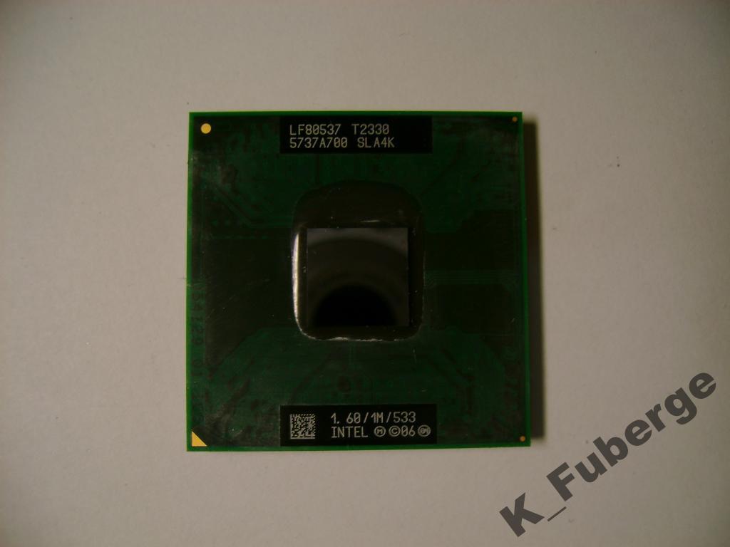 Intel Celeron M520 1,6/1M/533 LF80537