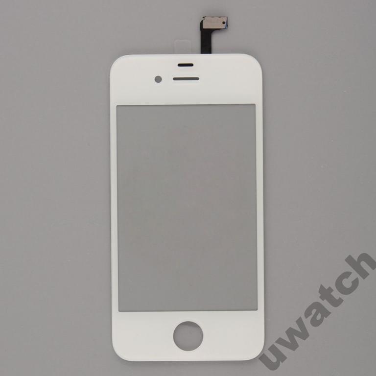 Сенсор тачскрин Apple iPhone 4 4S 821-0999-A WHITE