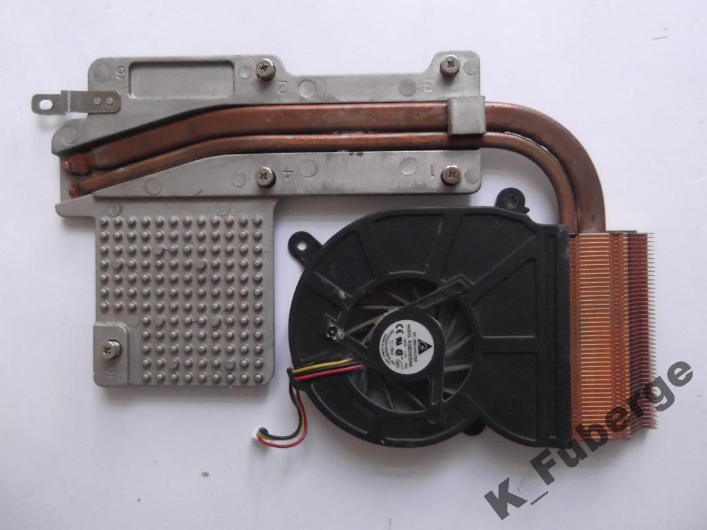 Полная система охлаждения Fujitsu Amilo 2548
