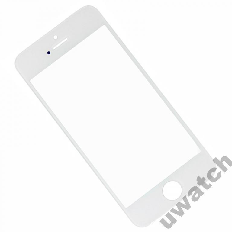 Стекло сенсора корпуса Apple iPhone 5 5G 5S Белое