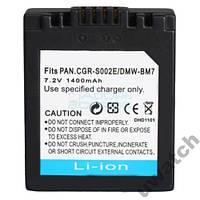 Батарея DMW-BM7 PANASONIC LUMIX DMC-FZ5 DMC-FZ10