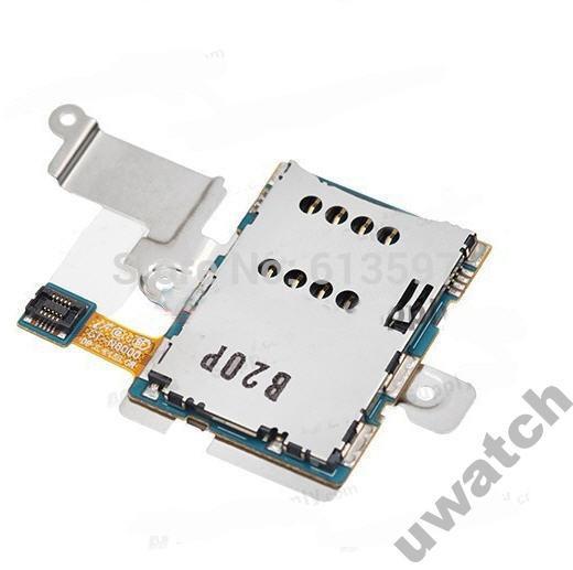 Samsung Galaxy N8000 SIM SOCKET + шлейф в сборе
