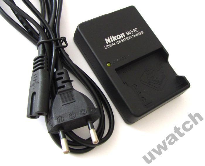 Зарядное устройство Nikon MH-62 для батареи EN-EL8