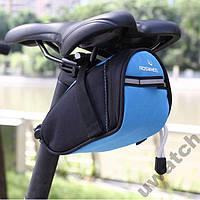 ROSWHEEL Велосумка под сиденье велосипеда Сумка