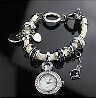 Хорошие часы Pandora известного бренда. Оригинальный дизайн. Качественные часы. Купить онлайн. Код: КДН771