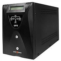 ИБП Logicpower LP L2000VA+ 3х9Ач 12В 1600Вт