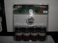 Настольная игра покер 100 фишек, фишка диллера