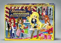 Игра настольная для девочки Веселый шопинг