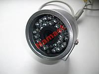 Камера с подсветкой для наружного наблюдения