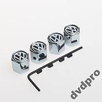 Колпачки с секреткой на ниппель Volkswagen