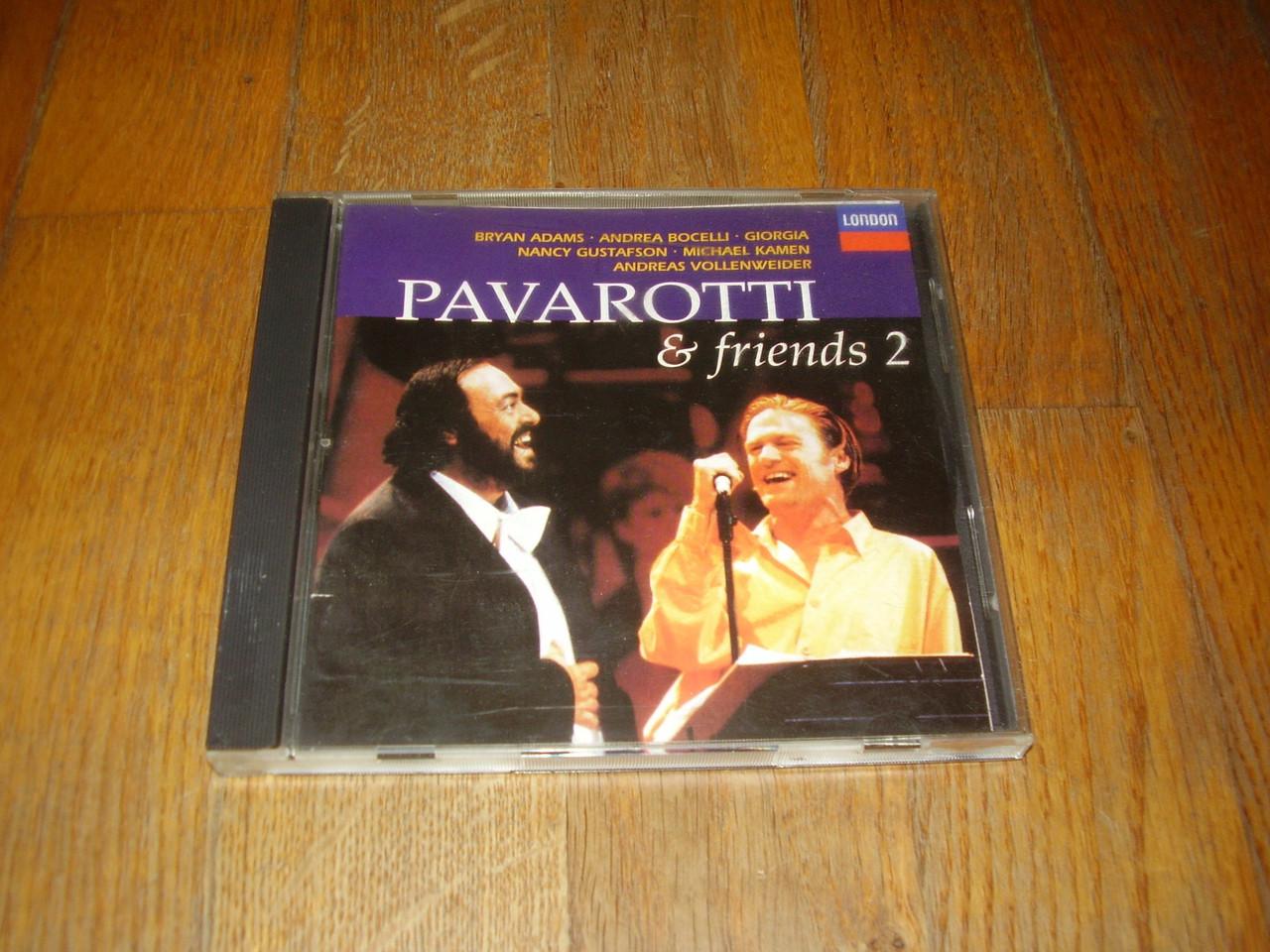 Pavarotti and friends 2-США