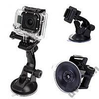 Крепление присоска на стекло для GoPro / Sony