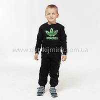 Спортивный костюм для мальчика  Адидас Adidas теплый