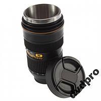Термо Кружка Nikon AF-S 24-70mm, Zoom в Наличии