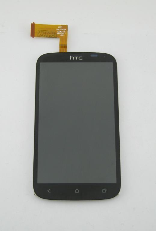 Дисплей с сенсорным экраном HTC T328e (Desire X)