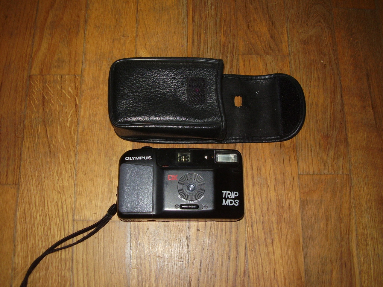 Фотоаппарат Olympus TripMD3
