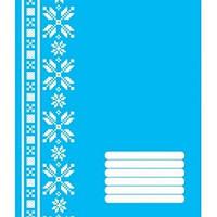 Тетради. POLISVIT 12 листов линия 25 штук