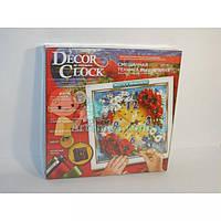 Настенные часы ручной работы Decor Clock